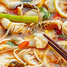 百香果酸汤鱼 | 清新开胃