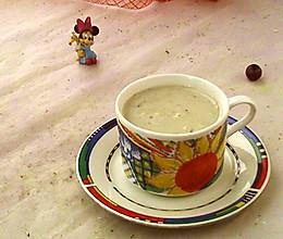 百合莲子豆浆的做法