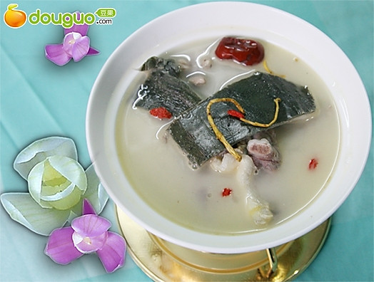 清炖甲鱼汤的做法