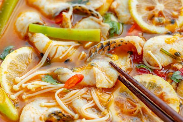 百香果酸汤鱼 | 清新开胃的做法
