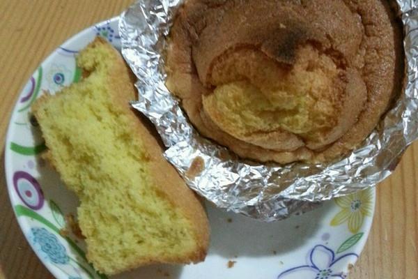 小蛋糕的做法