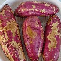 微波版烤地瓜的做法图解1