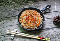 炒米线的做法