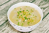 #我为奥运出食力#冬瓜虾皮汤的做法