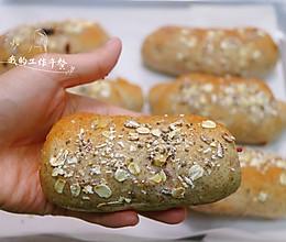 减肥全麦面包的做法