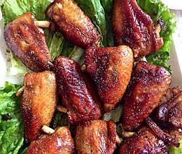 烤鸡翅(烤箱版)的做法