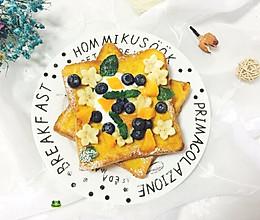 快手早餐之法式西多士#博世红钻家厨#的做法