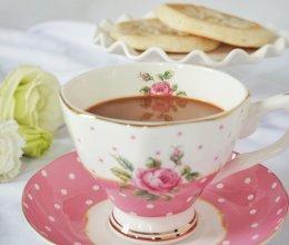 炼乳奶茶的做法