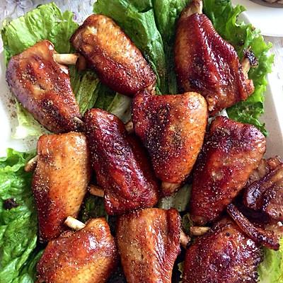 烤鸡翅(烤箱版)
