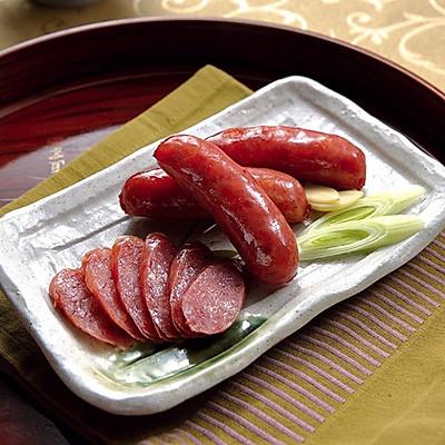 美味健康的台湾香肠,自己动手做,so easy!