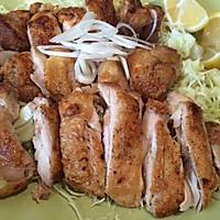 日式炭烧鸡腿肉的做法图解5