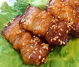 在家自制韩式烤五花肉 | 好吃到停不下来的做法