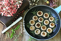 原味烤口蘑的做法