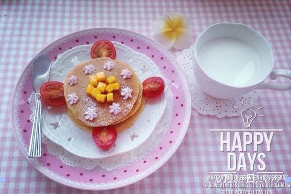 甜蜜法式松饼的做法