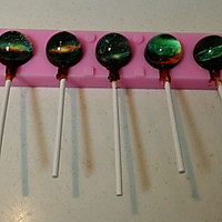 星空棒棒糖的做法图解14