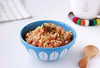 番茄时蔬烩饭#快乐宝宝餐#的做法