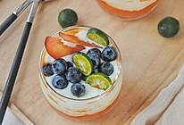 木瓜酸奶杯的做法