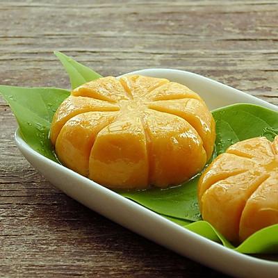 """红薯饼——美亚粉尚""""靓瘦""""好锅试用菜谱"""