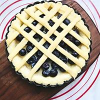 炼乳蓝莓派#美的烤箱菜谱#的做法图解10