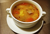 奶油红菜汤的做法