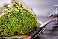 抹茶蜜豆磅蛋糕的做法