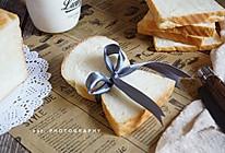 健康低脂酸奶柔软波兰种云朵吐司 早餐三明治面包的做法