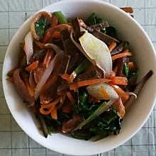 #憋在家里吃什么#杂蔬香肠
