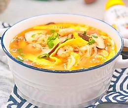 三鲜菌菇汤的做法