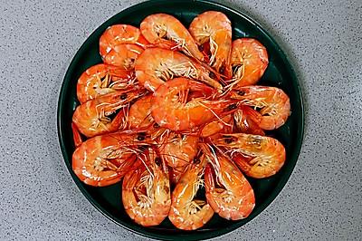【孕妇食谱】白灼大虾,虾肉甜嫩Q弹,低脂补钙高蛋白,孕期必备