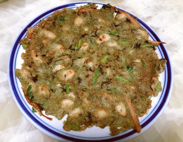福建名小吃海蛎煎的做法