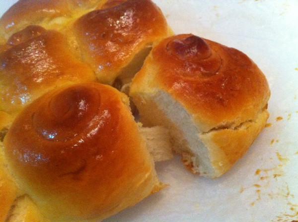 零基础整形面包之葡萄干面包的做法