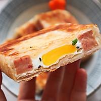 #换着花样吃早餐#早餐鸡蛋手抓饼的做法图解9