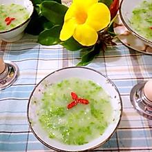 减肥白菜粥