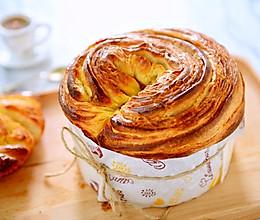 一个都不够吃的丹麦手撕面包的做法