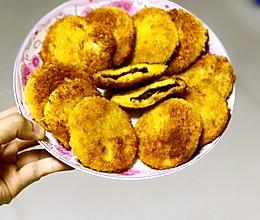 南瓜山药饼的做法