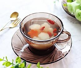 #秋天怎么吃#荸荠雪梨汤的做法