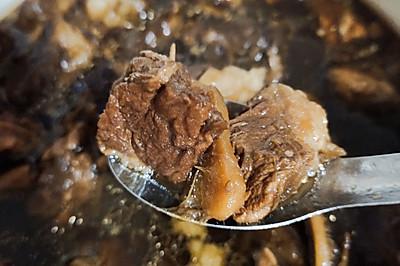 简单又好吃的炖牛肉