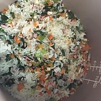上海咸肉菜饭的做法图解6
