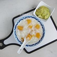 糯米地瓜粥