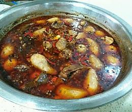 芋儿烧鸡的做法