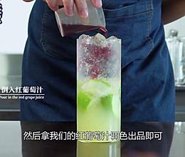 #炎夏消暑就吃「它」#超酸柠檬气泡茶的做法