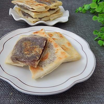 利仁电饼铛试用之豆沙春饼