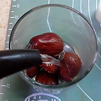 #安佳食力召集,力挺新一年# 红枣红糖戚风蛋糕的做法图解2