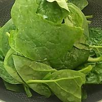#花10分钟,做一道菜!#清炒木耳菜的做法图解3