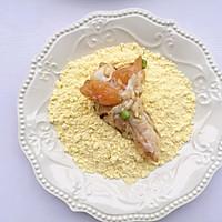 #精品菜谱挑战赛#不放一滴油的黄金炸鸡腿的做法图解16