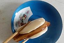荷叶饼夹肉的做法