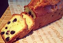 朗姆酒葡萄磅蛋糕(超级详细版)的做法
