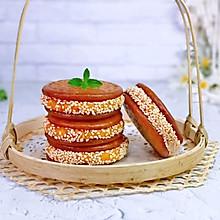 #一道菜表白豆果美食#南瓜金钱饼