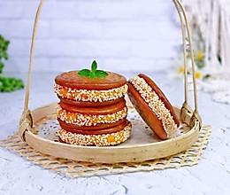 #一道菜表白豆果美食#南瓜金钱饼的做法