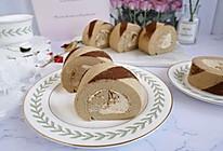 咖啡控的最爱♥咖啡榛子蛋糕卷的做法
